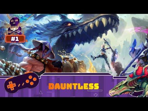 DAUNTLESS Gameplay Part 1 - INTRO (Story)