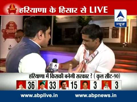 ABP News-Nielsen Opinion Poll l The fate of Haryana