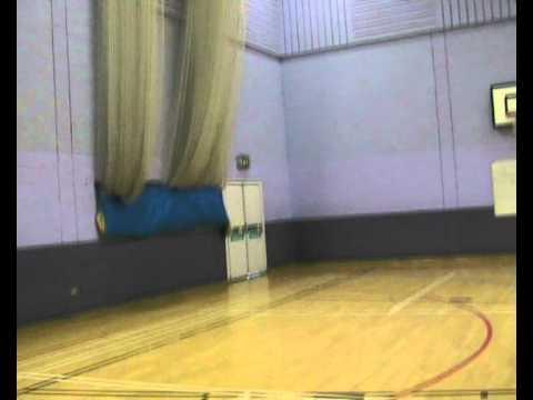 Mohawk On Roller Skates, Matt Clegg