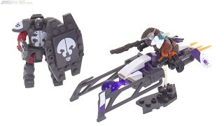 Mega Construx Destiny EV-37 Racing Sparrow review!