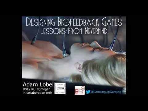 Nevermind: Making Biofeedback Games for Emo-Regulation, Behavior Change, & Engagement (GFHEU 2015)