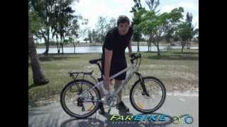 X-treme Trail Maker XB-300li Electric Bike Review