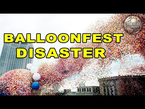Cleveland's Balloonfest Becomes Total Nightmare