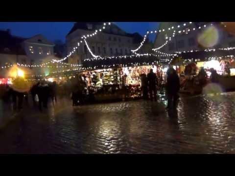 Tallinn   Christmas time