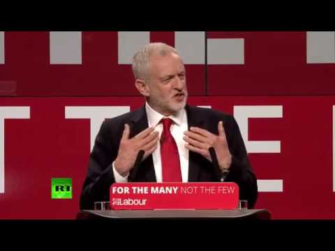 Jeremy Corbyn launches Labour #GE2017 campaign (FULL)