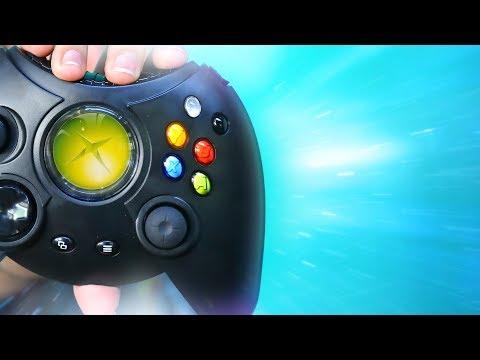 the HUGE controller! THE DUKE