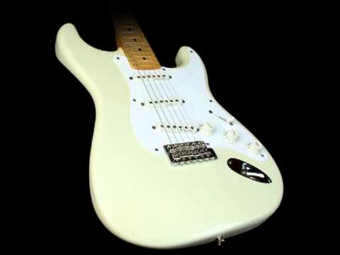 Eric Clapton style beautiful backing track