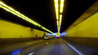 Kennedytunnel ring  Antwerpen 2 8 2011