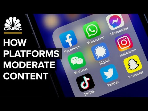 Why Content Moderation Costs Social Media Companies Billions