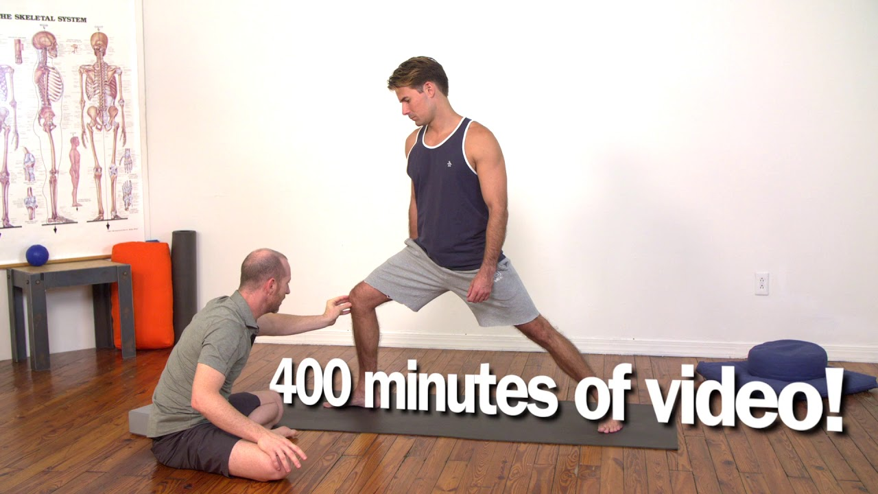 The Comprehensive Yoga Anatomy Course - YouTube