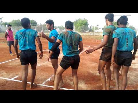 Kabaddi kongu engineering vs maha Bharathi