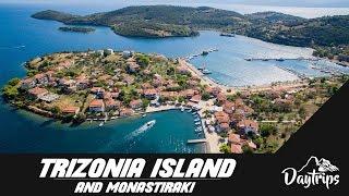 TRIP#3: Trizonia Island & Monastiraki, Greece