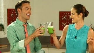 Juice Recipe For Clear Skin | Healthy Recipe | Fitness How To