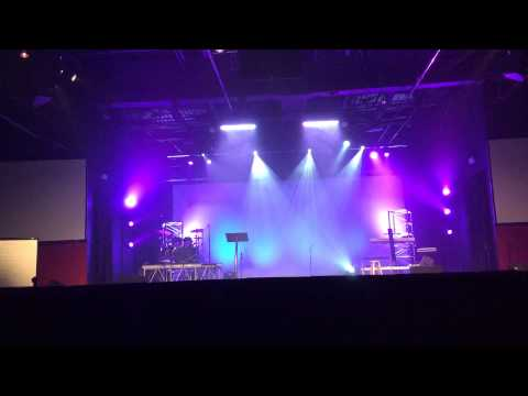 Nothing Is Impossible (Planetshakers) Jands Vista Lightshow at LifePoint Church in Tampa, FL