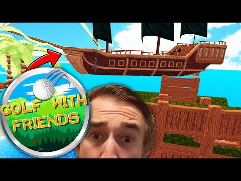 THE ULTIMATE PIRATE COMEBACK GOLF WITH FRIENDS