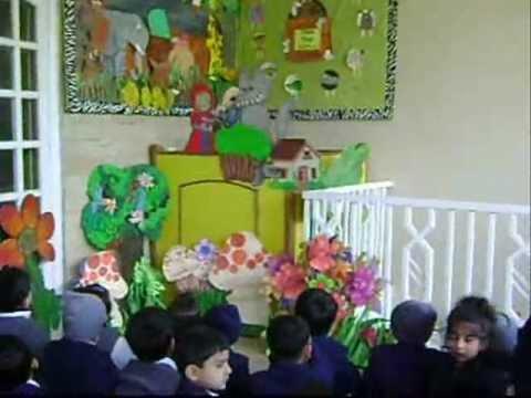 BEACONHOUSE KINDERGARTEN RAWALPINDI - Curriculum Implementation in Early Years