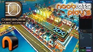DEFENCE TASK FORCE Gameplay Nooblets Play