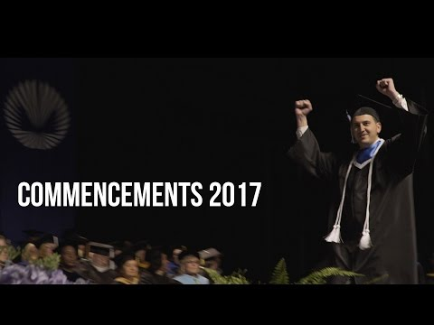 Highlights from 2017 Winter Commencements – Macomb Community College
