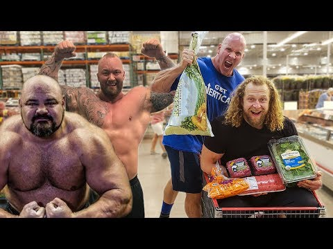 World's Strongest Diet, Who Made It? thumbnail
