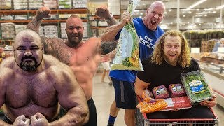 World's Strongest Diet, Who Made It?