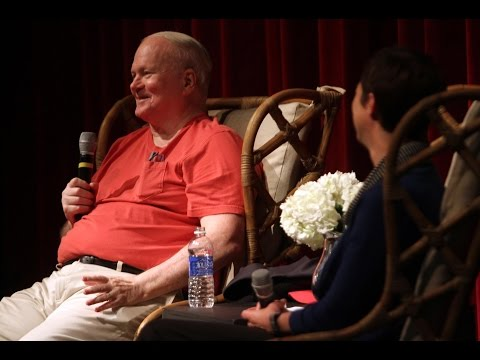 Pat Conroy talks about his mom during interview on Sunday