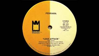 Ferrara - Love Attack (Midsong International Records 1979)