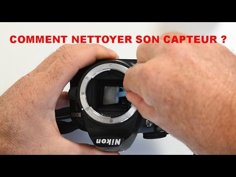 comment nettoyer son capteur de reflex d mo avec canon et nikon youtube. Black Bedroom Furniture Sets. Home Design Ideas