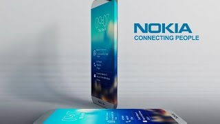 Nokia Edge Concept Phone Has a Secondary Multimedia Screen(Quick Review)