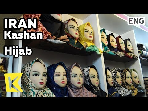 【K】Iran Travel-Kashan[이란 여행-카샨]여자들의 필수품 히잡/Hijab/Women/Female/Chador/Cloth