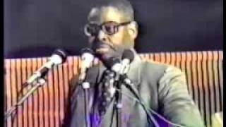 The Black Man Must Wake Up, Part 2 - Dr. Yosef ben Jochannan