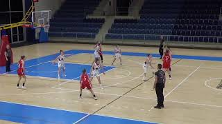BAM Poprad - BK ŠK UMB Banská Bystrica