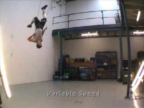 Flying Effects And Stunt Rigging