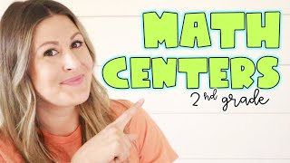 How to Setup and Manage Math Centers