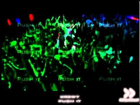 Crew 7 feat  Raheema - Push it (Radio Cut)