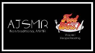 AJSMR - Food Wars Vol. 1 Recipe Reading