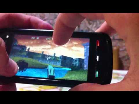 Toon Warz playin on Nokia 5800 XpressMusic! [With download s60v5]!