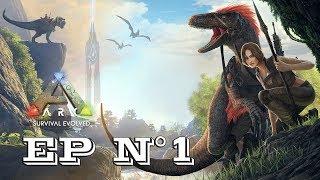 Gameplay - FR - ARK Survival Evolved par Néo 2.0 - Episode 1