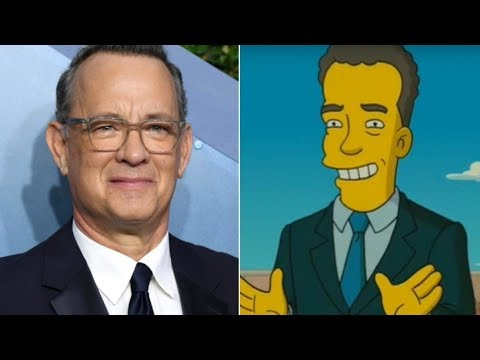 People Think The Simpsons Predicted Tom Hanks' Coronavirus Diagnosis