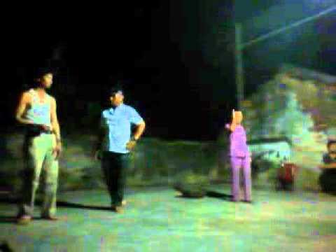 Quan Âm thị Kính phú ông nô Màu làng Đó tập chèo - 1