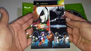 Review Unboxing The King Of Fighters 02/03 ( XBOX) 100% Original