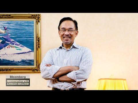 A Conversation with Anwar Ibrahim Full Show (10/4/19)