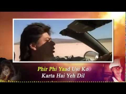 Lyrical   Yeh Dil Deewana Full Song With...