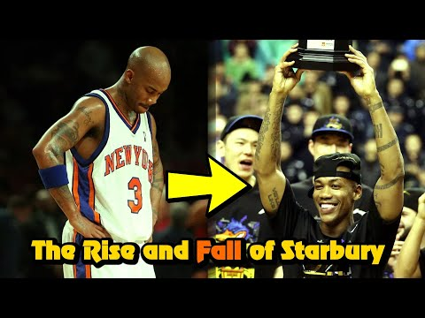 The Stephon Marbury Story: From The NBA to China
