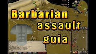 OSRS   Guia de Fight Torso (Barbarian Assault Basica Todos los Roles+Boss) - VictorRs07