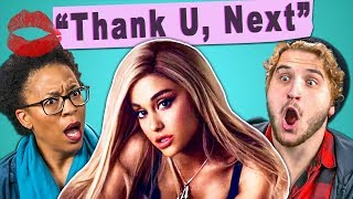 Adults React To Ariana Grande - thank u, next (Full Album Reaction)