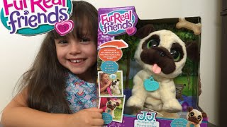 Furreal Friends Jj My Jumpin' Pug Pet Plush Review