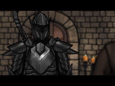 The Senile Scribbles: Skyrim Parody - Part 4