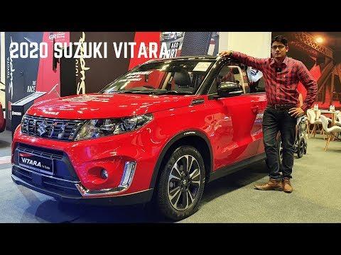 2020 Suzuki Vitara SUV - Kia Seltos Competition | Panaromic Sunroof, Premium Interior, New Features