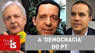 Debate: A 'democracia' do PT