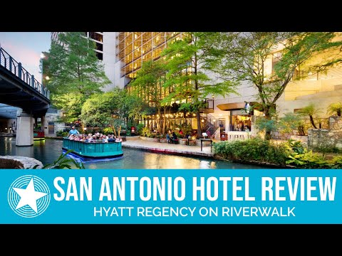 FULL WALKTHROUGH: Hyatt Regency San Antonio Riverwalk (Hotel Review)